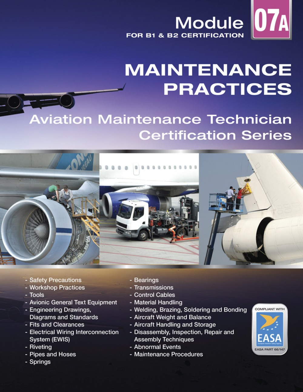 Maintenance Practices for Aircraft Maintenance AVIA Educon